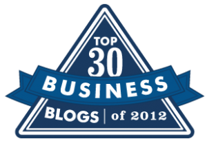 Best Business Blogs 2012