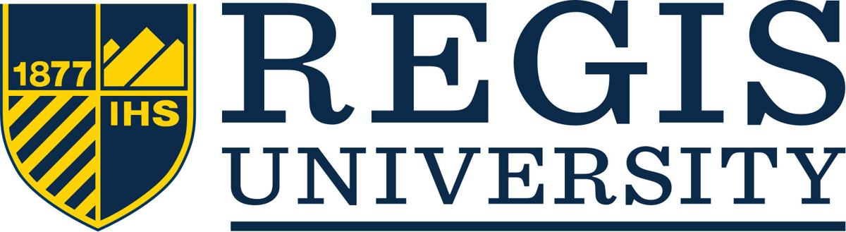 Image result for Regis University logo