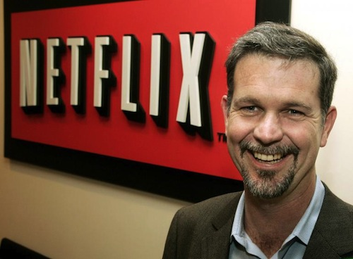 10. Reed Hastings