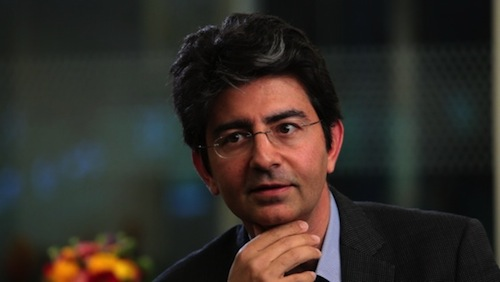 18. Pierre Omidyar