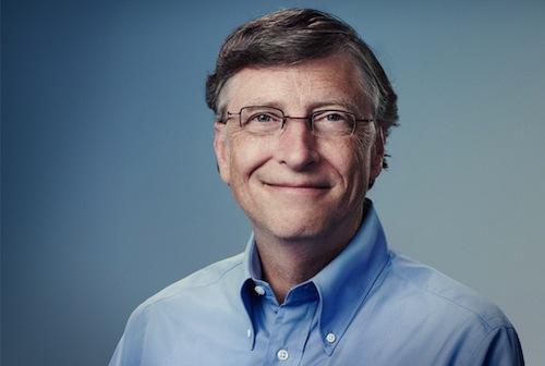 28. Bill Gates