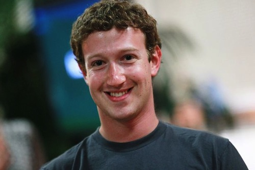 6. Mark Zuckerberg